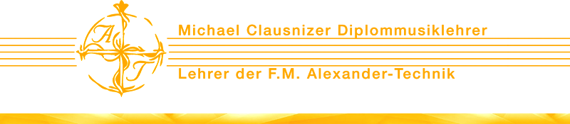 Alexander Technik Stuttgart Michael Clausnizer